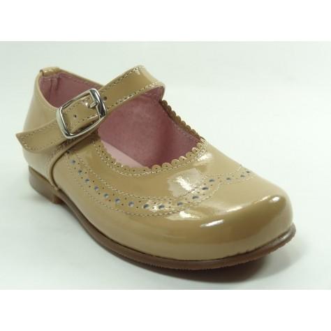 acba4bd9b Merceditas charol (Pataletas) T. 24-30 - Los Zapatos de Candela
