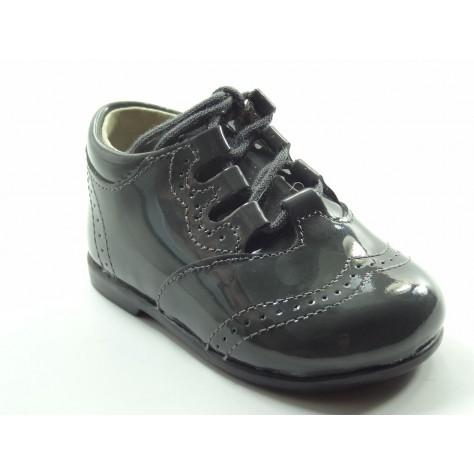a91615224404 Zapato inglés charol ( Panyno) T.18-26 - Los Zapatos de Candela