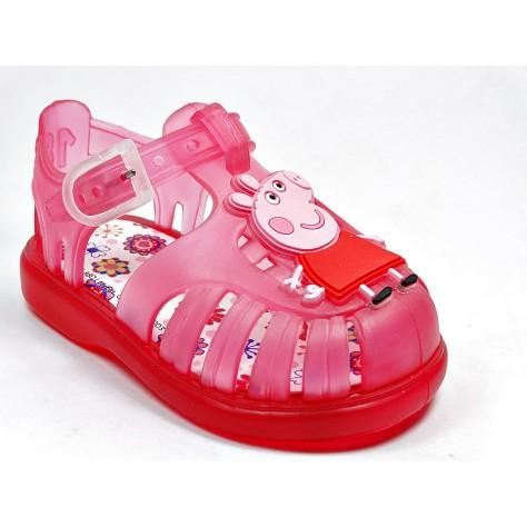 27cfd4b25 Cangrejera Peppa Pig (Igor) T. 18-28 - Los Zapatos de Candela