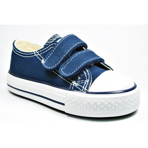 Canvas lona velcro (Andy-z) T. 20-24